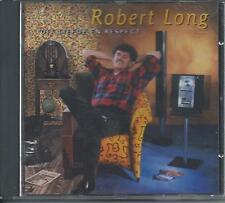 ROBERT LONG - Uit liefde en respect CD Album 14TR HOLLAND 1994 (EMI)