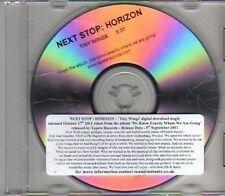 (CF208) Next Stop Horizon, Tiny Wings - 2011 DJ CD