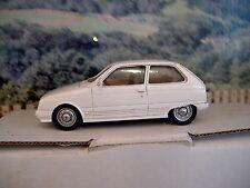 1/43 Heco models  (France) Citroen Axel   Handmade Resin Model Car