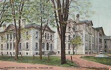 Kingston Ontario General Hospital - Prelinen - unused - Good