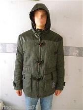 manteau laine KANABEACH brighton TAILLE L valeur 169€ NEUF ETIQUETTE