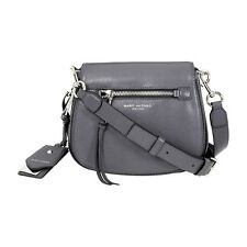 Marc Jacobs Recruit Ladies Small Leather Saddle Handbag M0008137