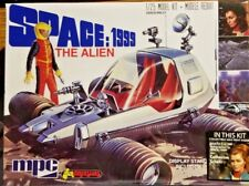 Space 1999 The Alien Moon Rover Kit 1/25 Mpc Sealed W/Display Stand, Art Print
