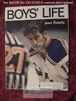 BOYS LIFE Scouts December 1972 JEAN RATELLE MG WILLIAM HEUMAN BILL GUTMAN