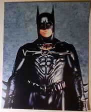 VAL KILMER signed autograph 8x10 BATMAN FOREVER 2012 C2E2 Comicon Program Book
