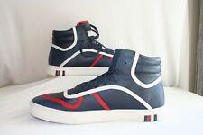 Tommy Hilfiger TMJAPAN Japan Style Hi Top Royal Blue Shoes Sneakers US10.5 NWOT