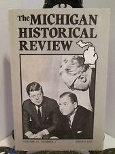 1987 Michigan Reform School Inmates in Union Army Civil War MI Historical Review