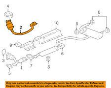 Pontiac GM OEM 08-09 G6 3.5L-V6-Catalytic Converter 15947643