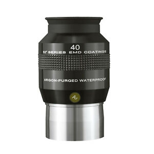 "Explore Scientific 2"" 52° Series Argon-Purged Waterproof Eyepiece - 40mm"