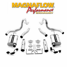 """MAGNAFLOW 15671 2.5"""" CAT BACK DUAL EXHAUST KIT 1999-2004 FORD MUSTANG 4.6L"""