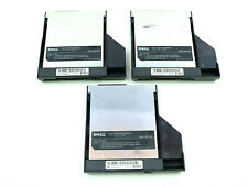 """Lot Of 3 Dell Floppy Disk Drive Module for laptops 3.5"""" in 1.44Mb 10Nrv-A00 A04"""