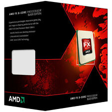 NEW AMD FX PILEDRIVER 3.5GHZ FX-8320 EIGHT CORE SOCKET AM3+ 16MB CPU PROCESSOR