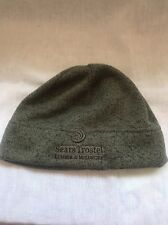 Sears And Trostel Lumber & Millwork Men's Beenie Winter Hat Planks Carpentry