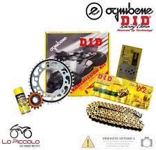 KIT TRASMISSIONE PREMIUM DID CATENA CORONA PIGNONE KTM EXC 450 2007 2008