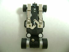 1 New Real Autoworld 4 Gear Ultra G HO Slot Car Chassis Runs on Aurora Tomy AFX