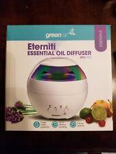 Diffuser Eterniti essential oil runs 24 hours Greenair auto shut off & timer