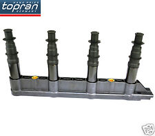 Citroen C2 C3 C4 1.4 16v 65kW Ignition Module Coil Pack By Topran 5970.85 New