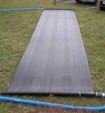 Solarmatte 2,00m x 1,20m Fläche 2,4m² Solarheizung Poolsheizung