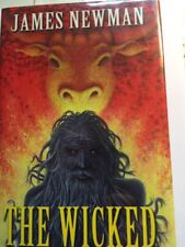 The Wicked by James Newman SIGNED Limited Edition Necessary Evil Press MINT