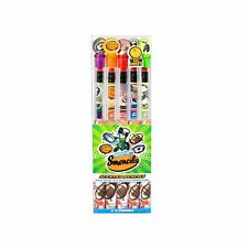 Scentco Sports Smencils 5-Pack of Hb #2 Scented Pencils set of 1