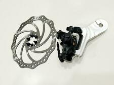 Bicycle FRONT OR REAR  DISC BRAKE ADAPTER  WITH CALIPER  DISC AND SCREWS