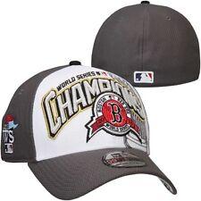 Boston Red Sox New Era 2013 World Series Champions Locker Room 39Thirty Cap Hat