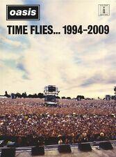 OASIS TIME FLIES 1994-2009 Guitar Tab