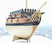 "INGERMANLAND Cross Section Scale 1:50 12"" Wood Model Ship Kit DIY"