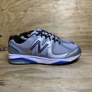 New Balance 1540v2 Shoes, Men's Size 10 (6E), Silver MADE IN USA