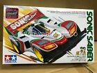 TAMIYA 19402 Mini 4WD Racer 1/32 Sonic Saber Super 1 Chassis MODEL RACE CAR NEW