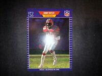 VINTAGE 1989 PRO SET FOOTBALL CARD'S YOU PICK CHOOSE NFL FREE SHIPPING