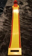 Tech Deck Dude Custom Ramp Tube Launcher Action Set Display Diorama