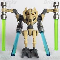 STAR WARS lego GENERAL GRIEVOUS separatist leader GENUINE 8095 9515 NEW cyborg