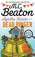 M C BEATON __ AGATHA RAISIN AND THE DEAD RINGER __ BRAND NEW __ FREEPOST UK
