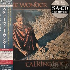 Talking Book by Stevie Wonder (SACD-SHM.jp mini LP),2011, UIGY-9064 Japan