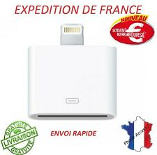 Iphone 4 pour iphone 5 Chargeur Adaptateur iphone (8pin vers 30pin)