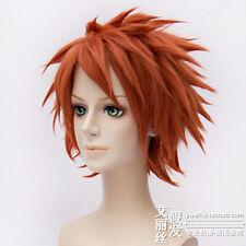 Naruto Kurosaki Ichigo Nagato Anime Cosplay Costume Wig (Need styled) + Cap