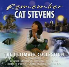 Remember CAT STEVENS The Ultimate Collection CD  24 tracks Greatest Hits