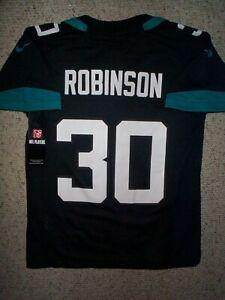 (2021-2022) NIKE Jaguars JAMES ROBINSON nfl Jersey YOUTH KIDS BOYS (s-sm-small)