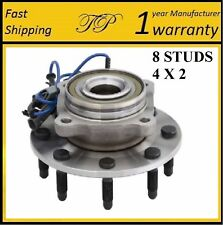 Front Wheel Hub Bearing Assembly For 2007-2008 CHEVY SILVERADO 2500 RWD, MEXICO