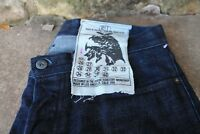 RGT Rogue Territory Selvedge Denim Jeans Button Fly Tagged Sz 30 Made in USA