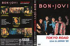 Bon Jovi / Live in Japan 1985 / Tokyo Road / DVD von 1998 / Neuwertig !