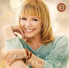 FRANCINE JORDI - WIR    -  MUSIK CD - L@@K - Schlagermusik