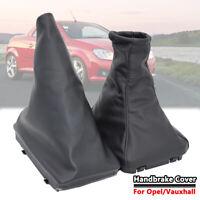 Pro Handbrake Gear Gaiter Dust Cover Set For Vauxhall Corsa C/Tigra B/Combo C