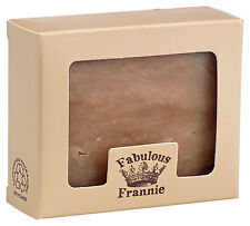 HONEY ALMOND Herbal Soap Bar made with 100% Pure Essential Oils