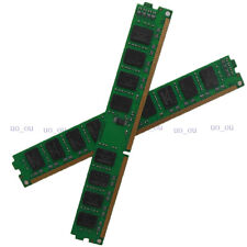 8GB 2X4GB PC3-10600 DDR3 1333Mhz DIMM Ram Desktop Memory CL9 Low Density 1066MHZ