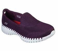 Skechers 16700 Go Walk Smart Ladies Raspberry Slip On Shoes