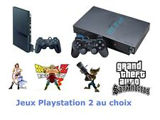 Jeux Playstation 2 PS2 aux choix Dragon Ball Z GTA Need for Speed Final Fantasy