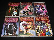 Legend Of The Dragon Kings - The Complete Series - Brand New 6 DVD Anime Set