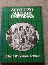 Scottish Military Uniforms HB Robert Wilkinson-Latham